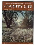 1974 COUNTRY LIFE MAGAZINE 14 February Pike PERRIER Hastings and St Leonards